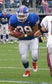 Former Danbury High football standout Danny Holt lost his... 225674 -  GreenwichTime