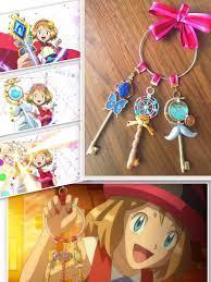 las tres llaves de la princesa de serena en versión vida real   Pokemon  kalos, Pokemon ash and serena, Pokemon badges