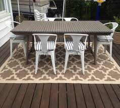 image of new outdoor rugs for patios