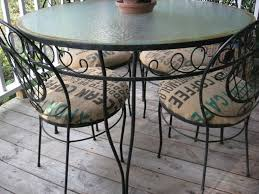 O  Stylish Round Bistro Chair Seat Cushions 26 Best Images About  On Pinterest