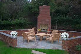 brick outdoor corner fireplaces ideas creative design relax backyard intended for outdoor brick fireplace ideas