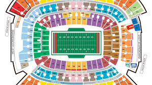 Paul Brown Stadium Seating Chart View Www