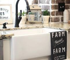 stunning farm kitchen decor old country hand lettered labeling