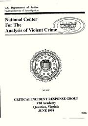fbi criminal profiling criminal profiling