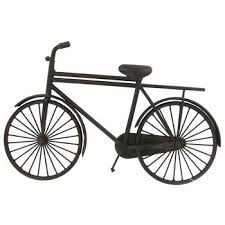 black bicycle metal wall decor on metal bike with basket wall decor with black bicycle metal wall decor hobby lobby 546564