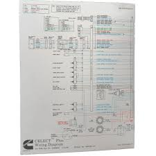 new cummins l10 m11 n14 celectplus engines electrical diagram new cummins m11 n14 celectplus engines electrical diagram laminated brochure