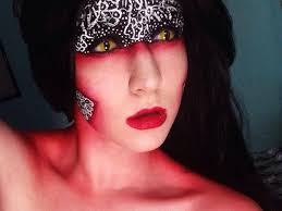 pin for later the crazy cool neon makeup transformation you have to see