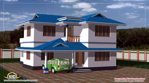 duplex house roof design youtube two storey plans maxresde