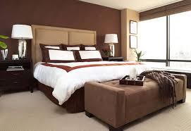 Bedrooms Painted Brown Photo   1