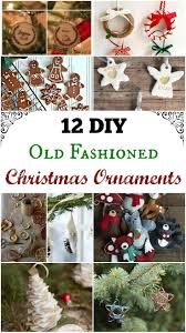 25+ unique Old fashioned christmas decorations ideas on Pinterest ...
