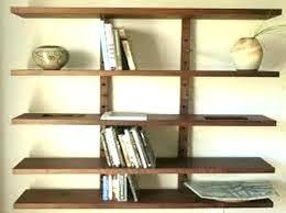 collection wooden wall mounted shelving units ikea wood shelf