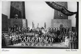 Rai5, Aida da Roma il 12 luglio