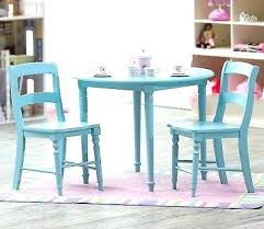 table and chairs set wonderful blue chair round spindle wood kids playroom inside childrens sets pottery wooden table and chairs