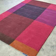 home and furniture beautiful plaid rugs on brown and blue rug plaid rugs sacstatesnow