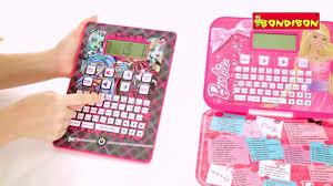 Обучающие лицензионные компьютеры <b>Monster High</b> и Barbie ...