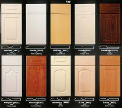 contemporary design unfinished kitchen cabinet doors replacement and drawers decor in