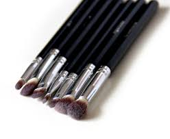 kit best choice 7 essential makeup brushes pencil shader tapered definer last longer apply better makeup make you look flawless beauty