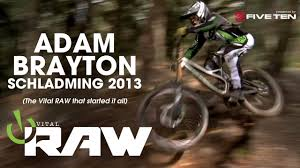 The Vital RAW That Started It All - Adam Brayton in Schladming - YouTube