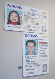 Id-compliant The Out Kansas New Eagle Wichita Real Rolling Licenses
