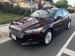 2013 Ford Fusion Hybrid for sale in San Jose, CA 95117