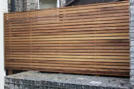 Decoration Wall Decoration Ideas Come With Wooden Fence As - Exterior walls