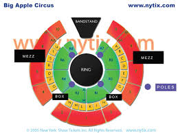 Big Apple Circus Discount Broadway Tickets Including
