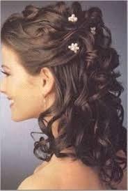 Coiffure Mariage Cheveux Mi Long Detachees