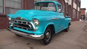1957 Chevy 3100 1/2 Ton Big Window One Owner Frame Off Restoration ...