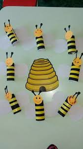 57 best Bee craft ideas images on Pinterest