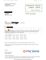 Letter Sample Paid Full Debt Account Closure Cancellation Loan Ideas