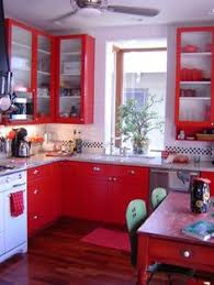 kitchen red black white design ideas pictures remodel and decor