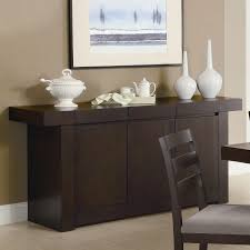 dining room sideboard. modern dining room sideboard server table cabinet in cappuccino i