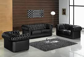 Delighful Sofa Set Designs 15 Classy Leather Architecture Art Throughout Ideas