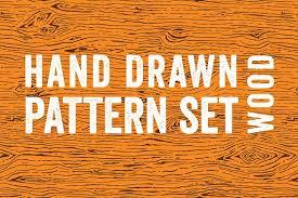 Seamless wood grain texture Light Seamless Wood Grain Patterns Patterns Creative Market Seamless Wood Grain Patterns Graphic Patterns Creative Market