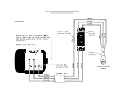 capacitor start run induction motor wiring diagram for single 120v motor starter wiring diagram at 120v Motor Starter Wiring Diagram
