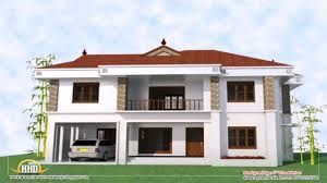 House Design 2 Storey Modern Modern 2 Story House Floor Plans 3d See Description