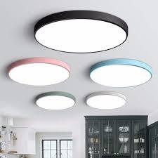 Modernen fern led ringe kreis anhänger lichter led leuchte suspendu beleuchtung industrielle lampe für wohnzimmer esszimmer. Led Deckenleuchte Moderne Lampe Wohnzimmer Beleuchtung Leuchte Schlafzimmer Kuche Oberflache Montier Moderne Lampen Wohnzimmer Lampen Wohnzimmer Moderne Lampen