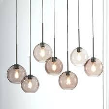 chandelier glass lamp shades glass mercury glass chandelier lamp shades