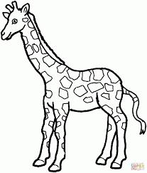 25 Ontwerp Giraf Kleurplaat Mandala Kleurplaat Voor Kinderen