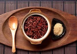 Kết quả hình ảnh cho gạo lứt đỏ