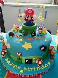 Mahesh dobhal march 26, 2017 happy birthday cake leave a comment 1,257 views. 32 Brilliant Photo Of Mario Bros Birthday Cake Birijus Com Mario Birthday Cake Mario Kart Cake Super Mario Cake