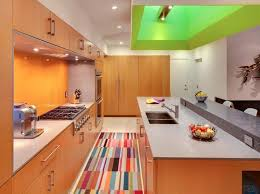 10 modern kitchen area rugs ideas