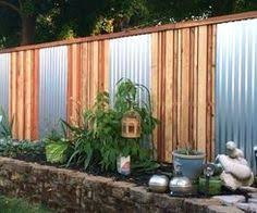 Perfect Sheet Metal Fence Sensible Style 10 Small Kitchen For Inspiration Decorating
