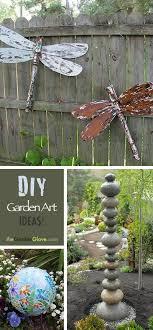 awesome yard art garden decoration