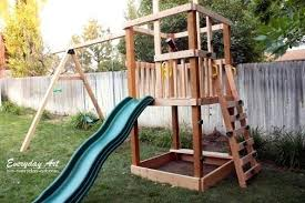 diy backyard swing make this swing set tire ladder from the plans at exploring domesticity because
