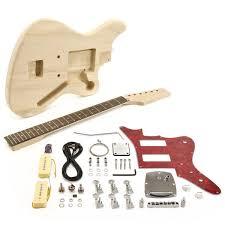 seattle jazz electric guitar diy kit gksja60 loading zoom