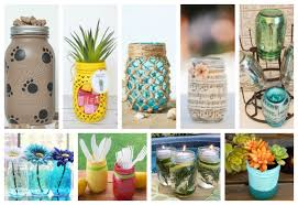 How To Decorate A Mason Jar 100 Adorable Mason Jar Crafts You Need To Make Now 52