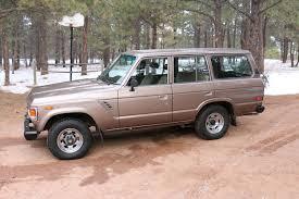 SOLD! 1985 Toyota Land Cruiser FJ60, 1-Owner, 121k Miles - Red ...