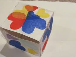 Decorating Boxes With Paper DIY valentine boxes and cards for preschool Teach Preschool 14