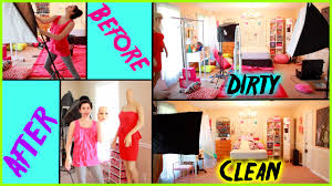 How To Clean Your Room! | Before U0026 After! Spring Cleaning Inspiration! |  Get Ready For Summer!   YouTube